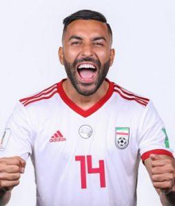 Саман Годдос Иран: профиль игрока ЧМ 2018
