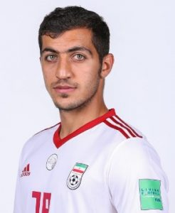 Маджид Хосейни Иран: профиль игрока ЧМ 2018