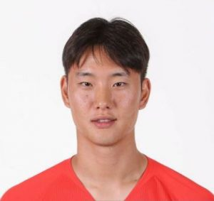 Чон Сын Хён Корея: профиль игрока ЧМ 2018
