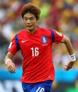 Ки Сон Ён Корея: профиль игрока ЧМ 2018