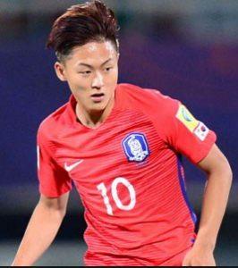 Ли Сын У Корея: профиль игрока ЧМ 2018