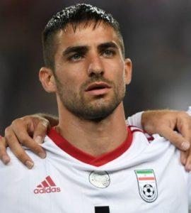 Милад Мохаммади Иран: профиль игрока ЧМ 2018