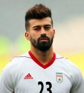 Рамин Резаэян Иран: профиль игрока ЧМ 2018
