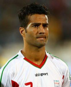 Масуд Шоджаи Иран: профиль игрока ЧМ 2018