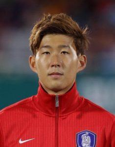 Сон Хын Мин Корея: профиль игрока ЧМ 2018