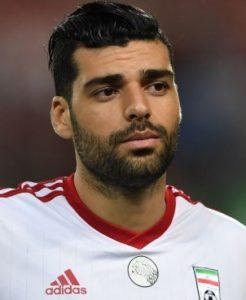 Мехди Тареми Иран: профиль игрока ЧМ 2018