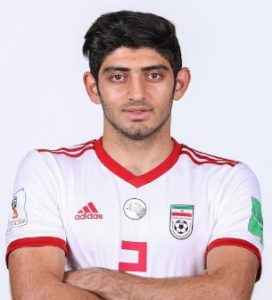 Мехди Тораби Иран: профиль игрока ЧМ 2018