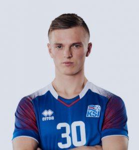 Альберт Гудмундссон Исландия: профиль игрока ЧМ 2018