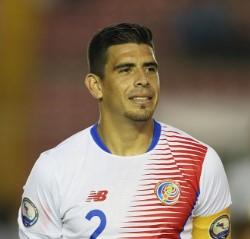 Джонни Акоста Коста-Рика: профиль игрока ЧМ 2018