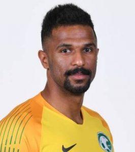 Мухаммед Аль-Уваис Сауд. Аравия: профиль игрока ЧМ 2018