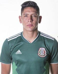 Эдсон Альварес Мексика: профиль игрока ЧМ 2018