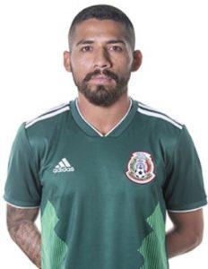 Хавьер Акино Мексика: профиль игрока ЧМ 2018