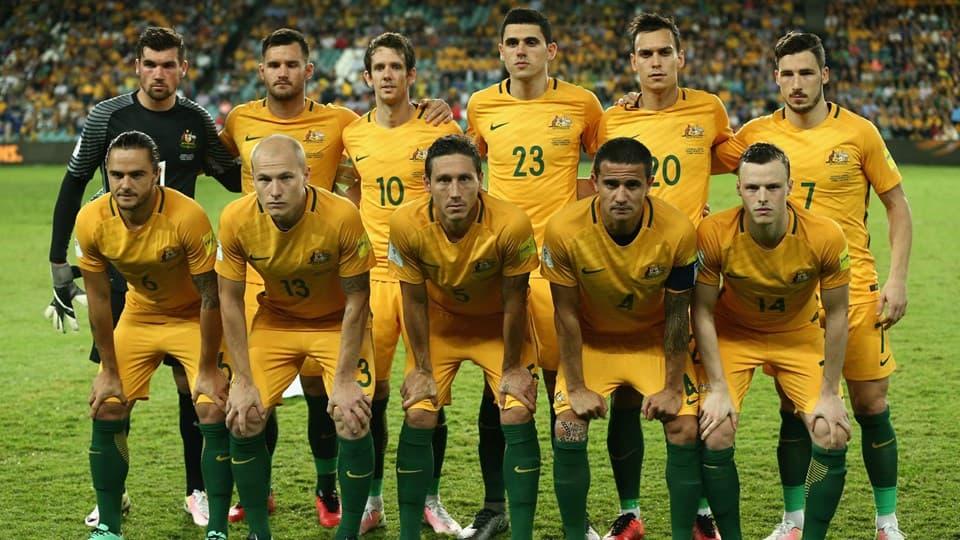 Национальная команда Австралии на Чемпионате мира по футболу