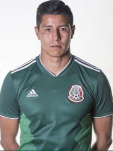 Уго Айала Мексика: профиль игрока ЧМ 2018