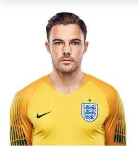 Джек Батленд сборная Англии ЧМ 2018