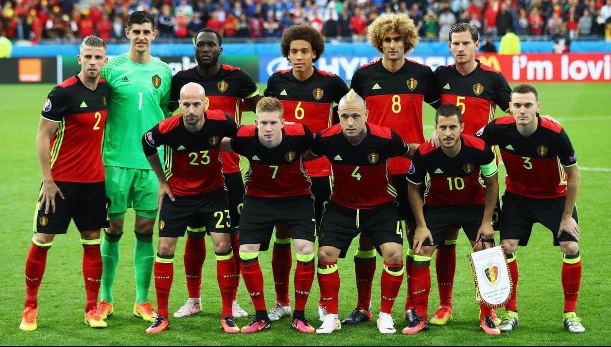 Команда Бельгии сыграет на Чемпионате мира с англичанами, Тунисом и Панамой