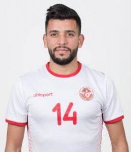 Мохамед Асин Бен-Амор Тунис: профиль игрока ЧМ 2018