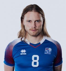 Биркир Бьярнасон Исландия: профиль игрока ЧМ 2018