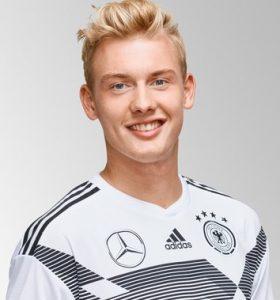 Юлиан Бранди сборная Германии: профиль игрока ЧМ 2018
