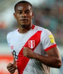Андре Каррильо Перу: профиль игрока ЧМ 2018