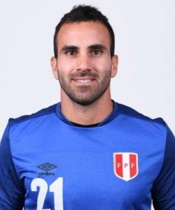 Хосе карвальо Перу: профиль игрока ЧМ 2018