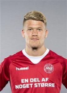 Андреас Корнелиус Дания: профиль игрока ЧМ 2018
