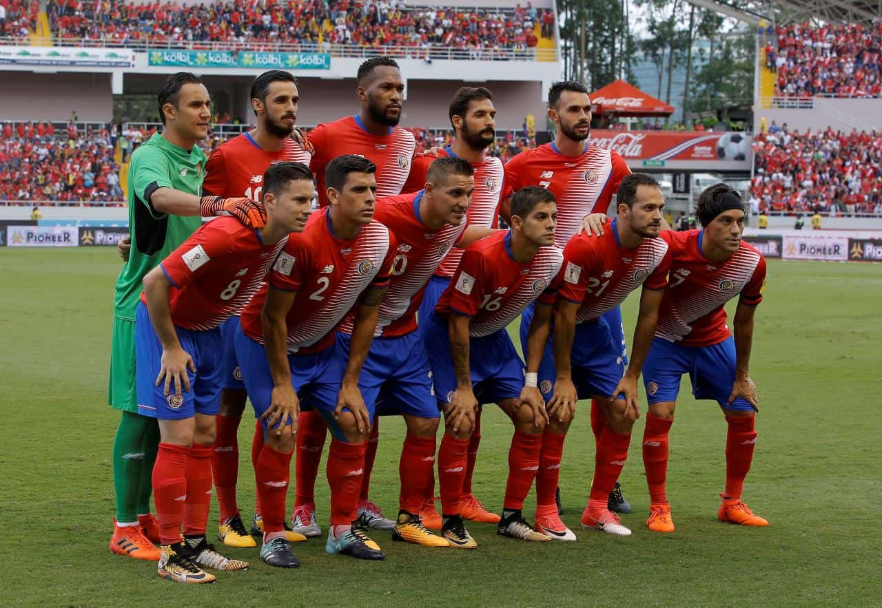 Национальная команда Коста-Рики на ЧМ 2018: приедут снова удивлять?