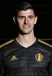 Тибо Куртуа Бельгия: профиль игрока ЧМ 2018