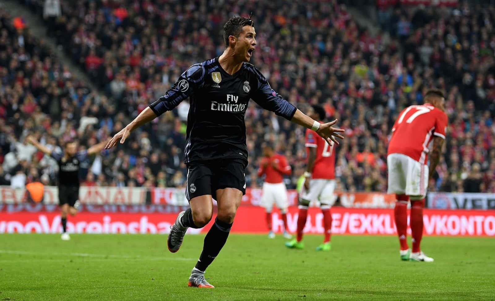 Матч Бавария Реал в 2017 году закончился победой гостей