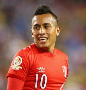 Кристиан Куэва Перу: профиль игрока ЧМ 2018