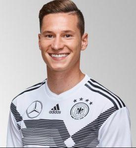 Юлиан Дракслер сборная Германии: профиль игрока ЧМ 2018