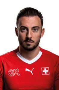 Йосип Дрмич Швейцария: профиль игрока ЧМ 2018