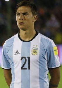 Пауло Дибала Аргентина: профиль игрока ЧМ 2018