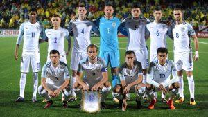 Сборная команда Англии на ЧМ по футболу 2018