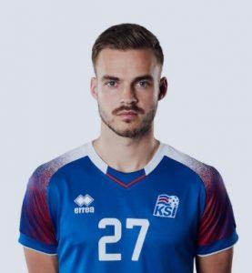Хольмар Эйеульфссон Исландия: профиль игрока ЧМ 2018