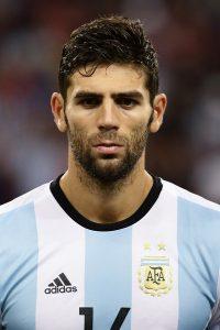 Федерико Фасио Аргентина: профиль игрока ЧМ 2018