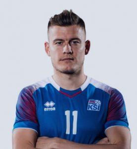 Альфред Финнбогасон Исландия: профиль игрока ЧМ 2018
