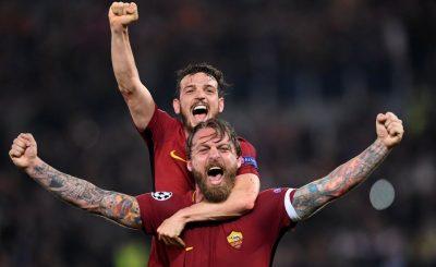 Рома Барселона: Рим ликует!