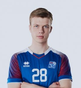 Самуэль Фридйонссон Исландия: профиль игрока ЧМ 2018