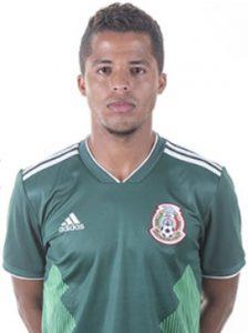 Джвани дос Сантос Мексика: профиль игрока ЧМ 2018
