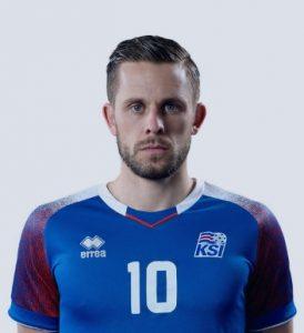 Гильфи Сигурдссон Исландия: профиль игрока ЧМ 2018