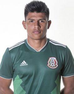 Хесус Гальярдо Мексика: профиль игрока ЧМ 2018