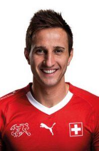Марио Гавранович Швейцария: профиль игрока ЧМ 2018