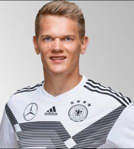 Маттиас Гинтер сборная Германии: профиль игрока ЧМ 2018