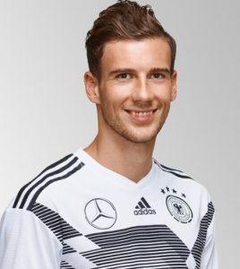 Леон Горецка сборная Германии: профиль игрока ЧМ 2018