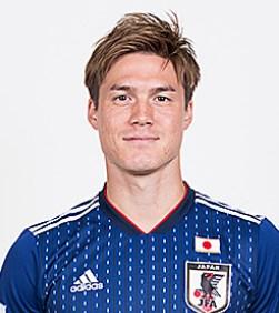 Готоку Сакаи Япония: профиль игрока ЧМ 2018