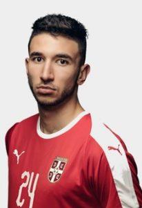 Марко Груйич Сербия: профиль игрока ЧМ 2018