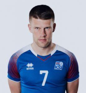 Йоханн Гудмундссон Исландия: профиль игрока ЧМ 2018