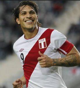 Паоло Герреро Перу: профиль игрока ЧМ 2018