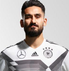 Илкай Гюндоган сборная Германии: профиль игрока ЧМ 2018